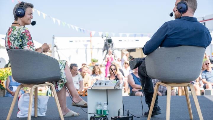Genstart live: Er glansen gået af Margrethe?