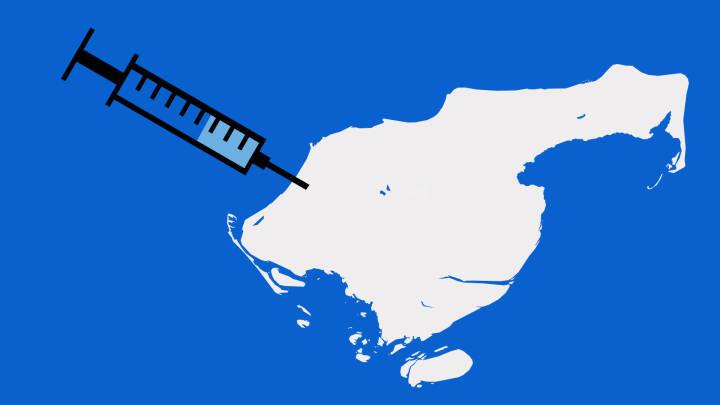 I dag gives sidste stik: Læsø bliver Danmarks første færdigvaccinerede kommune