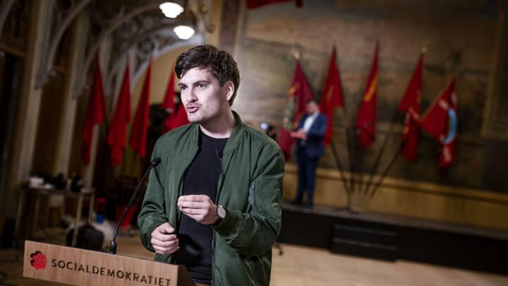 Efter anklager om krænkelser: Ungdomsparti udelukker tidligere S-ansat