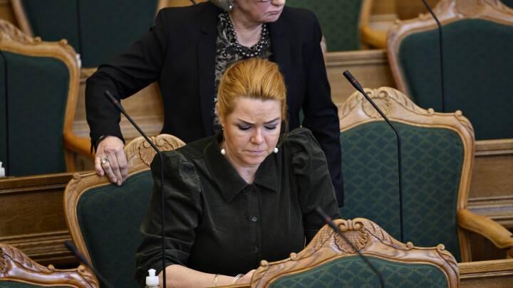 Rigsretten varmer op til den historiske sag mod Støjberg – og afgør om sagen kan følges på tv