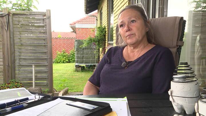 Forkert behandling af sår på foden betød døden for Mariannes mor: Ingen fortalte hende, at hun kunne søge erstatning