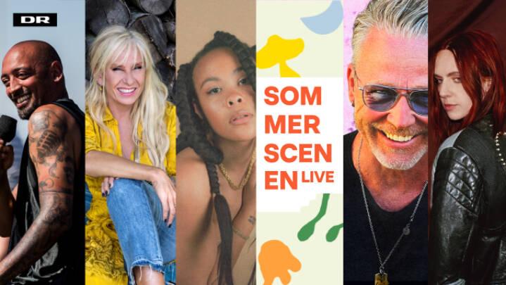 DR sætter fokus på den levende danske sommermusik