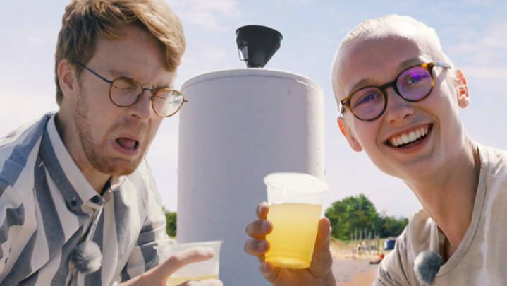 Varme øl, nej tak: Professorens fire tricks til at nedkøle din bajer i det fri