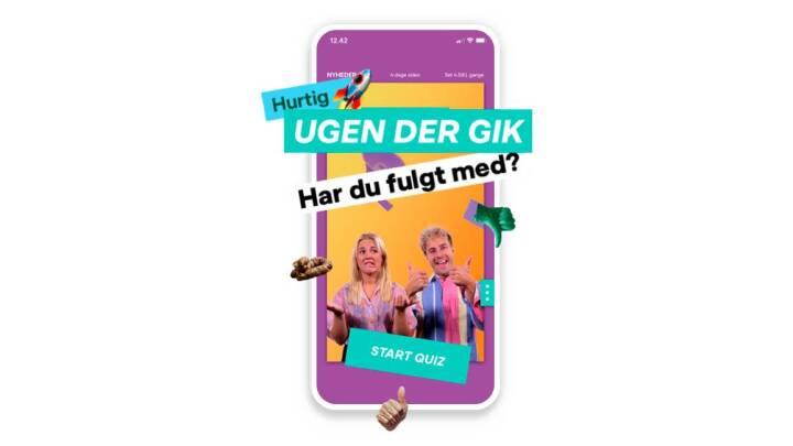 Ultra Nyt+ appen