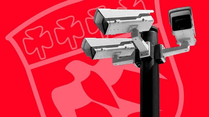 Rettelse i artikel om kameraovervågning i kommuner