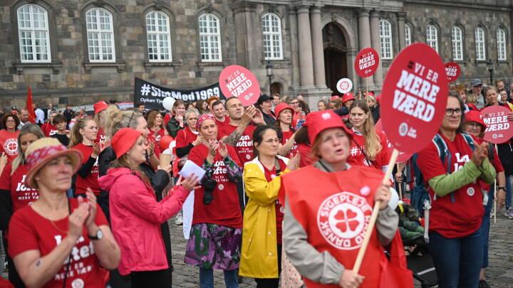 Sygeplejersker udvider strejke med 702 medlemmer