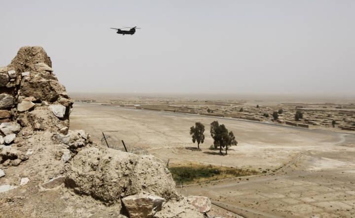 Taliban indtager vigtig grænseovergang mellem Afghanistan og Pakistan