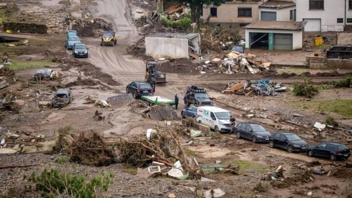 Eksperter om oversvømmelser i Europa: Uden samarbejde og planlægning vil det ske igen