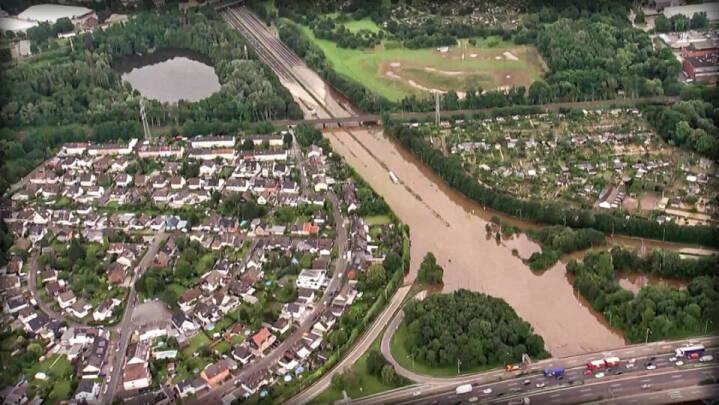 Forbered bilturen grundigt: Trafikken igennem Europa påvirkes efter oversvømmelser