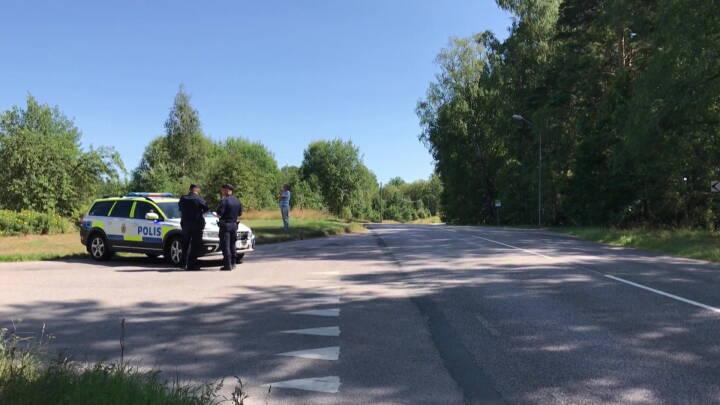 Gidseldrama i højsikret, svensk fængsel: 'Det her er meget alvorligt'