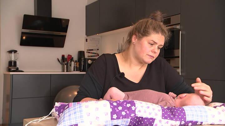 'Jeg er virkelig ked af det': Nybagt mor har farligt stof i kroppen efter at have spist forgiftet kød