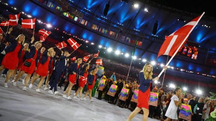 80 procent af de danske atleter dropper åbningsceremonien: 'Vi vil ikke tage nogen chancer'