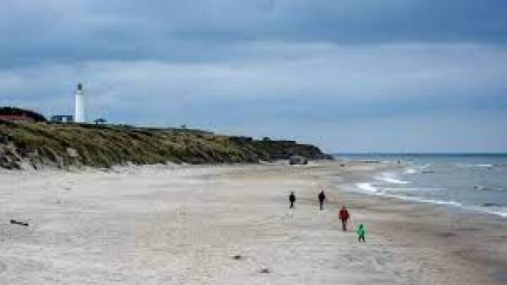 Perfekt grill- og strandvejr første halvdel af weekenden - men nyd det, så længe det varer