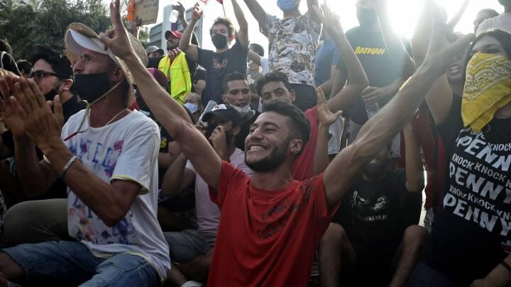 USA og FN advarer mod uro i den arabiske verdens eneste demokrati