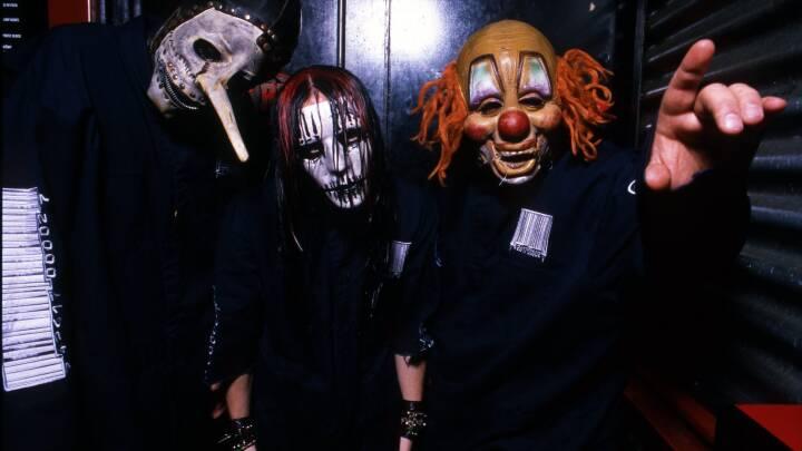 Brækfyldte masker og 30 millioner solgte album: 5 ting, du (måske) ikke vidste om vanvidsbandet Slipknot