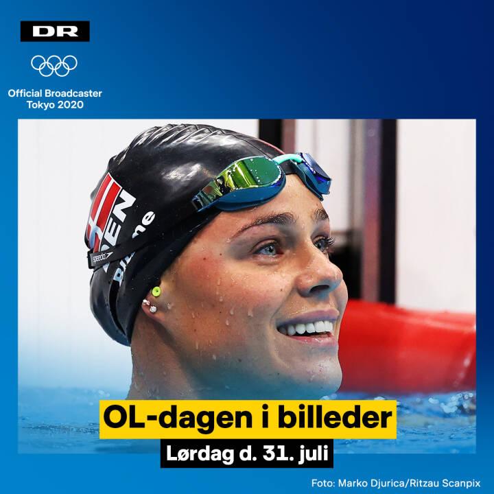 OL-dagen i billeder: Få et overblik over dagens danske præstationer