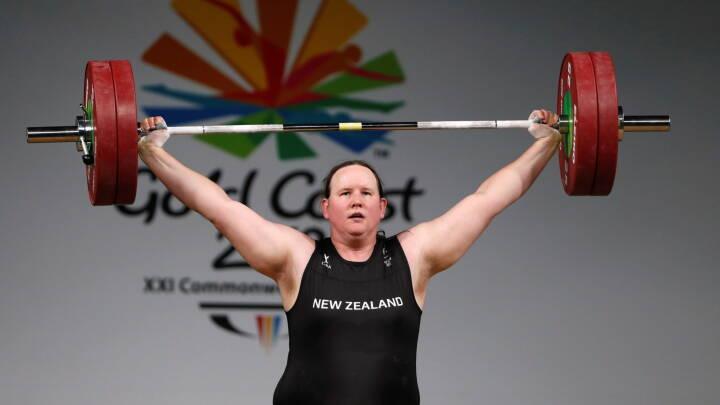 Hun har skrevet sig ind i historien: I dag skal OL's første transkønnede atlet i aktion