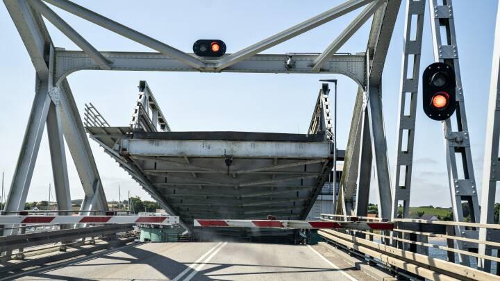 Broklap smækkede i ved et uheld: Nu vil borgmestre standse automatisering af broer