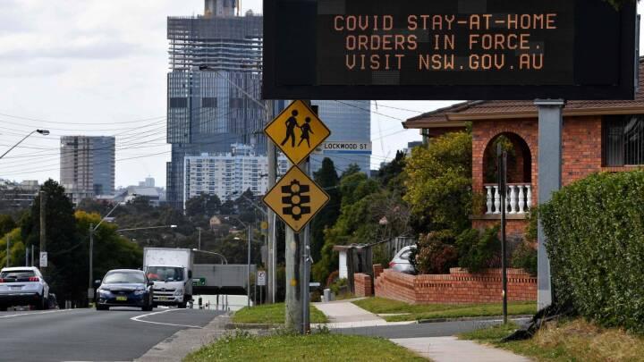 'Vi bliver nødt til at lukke virkelig, virkelig hårdt ned': Australien sender soldater på gaden efter deltaudbrud