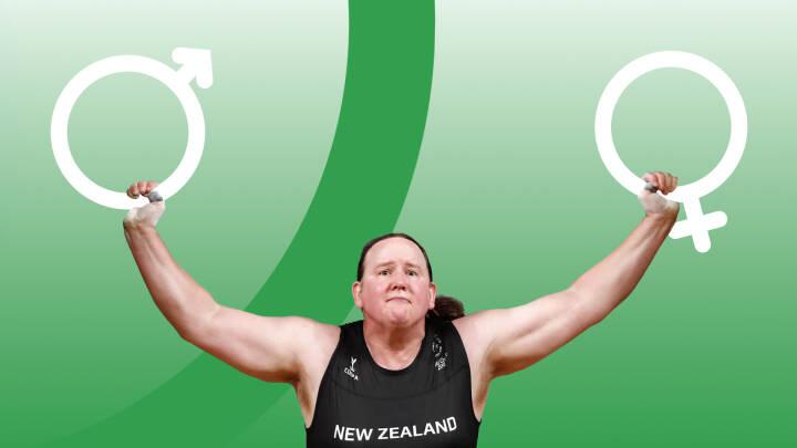 Først var hun mand, nu er hun kvinde: Omdiskuteret vægtløfter bliver den første transperson til OL