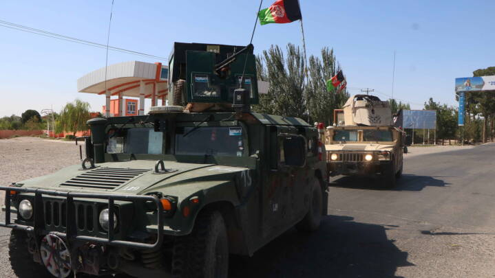 '20 års udvikling i Afghanistan er smuldret på 20 minutter'