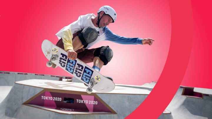 Det sorte får blev skateboardlegende: Nu kæmper Rune Glifberg for de næste generationer