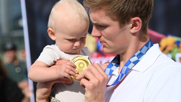 Viktor Axelsen med opfordring til ungdommen: 'Husk at have det sjovt'