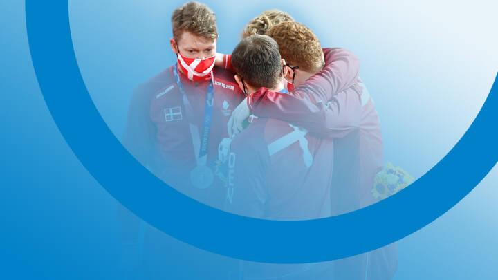 Når OL-opmærksomheden er væk, kommer den mentale udfordring: 'Det minder lidt om en mild depression'