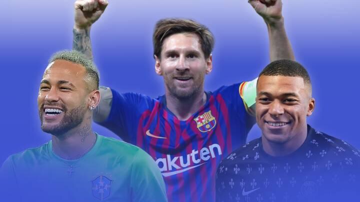 PSG har plukket de største stjerner: Men kommer de til at vinde det hele?