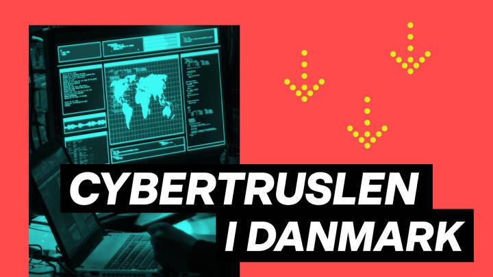 Cybertruslen i Danmark