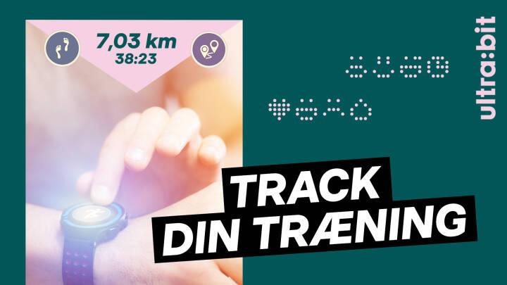 Track din træning