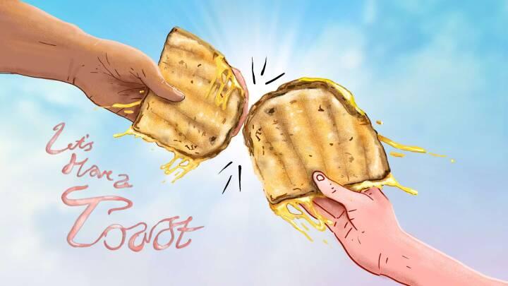 Billig og hurtig: Sådan gør du din toast endnu mere lækker