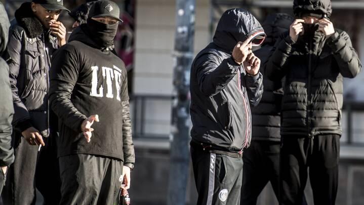 Københavns Politi efter LTF-forbud: 'Man går ikkeog flasher, hvor man kommer fra'