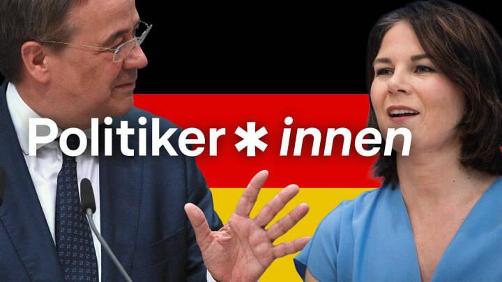Quiz dig selv i det tyske 'mandesprog': En ophedet kønskamp har ramt den tyske valgkamp