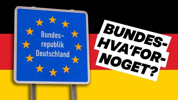 Bundesrepublik Deutschland: Hvad er det?