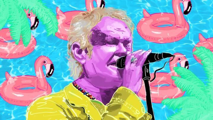 Han nægter at spille sit største hit – men dansk musikikon hitter stadig stort