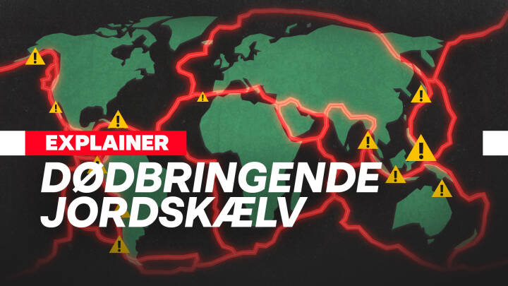 Hvorfor rammer jordskælv nogle lande hårdere end andre?