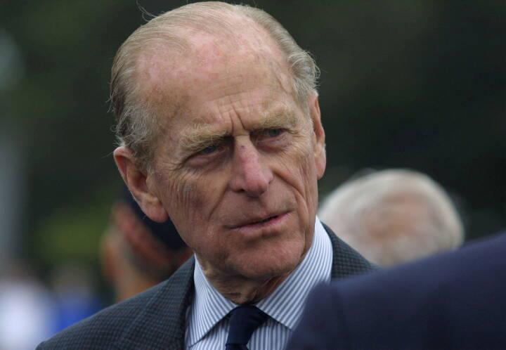 Prins Philips testamente bliver tidligst frigivet om 90 år
