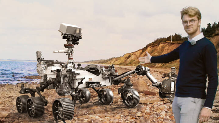 Små sten gemmer på Mars' hemmeligheder: Derfor henter vi dem hjem til Jorden