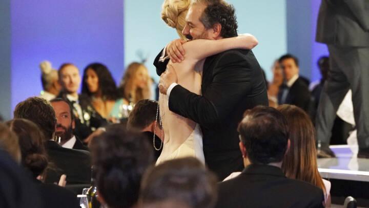 Vinder nægtede at forlade scenen: Her er alle højdepunkterne fra nattens Emmy-show