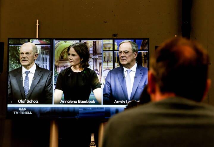 Kansler-rivaler gik til angreb på kristendemokraten Armin Laschet under tv-debat