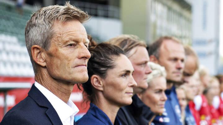 Uefa indfører ny regel for kvindelandsholdene: Nu skal mindst én i trænerstaben være kvinde