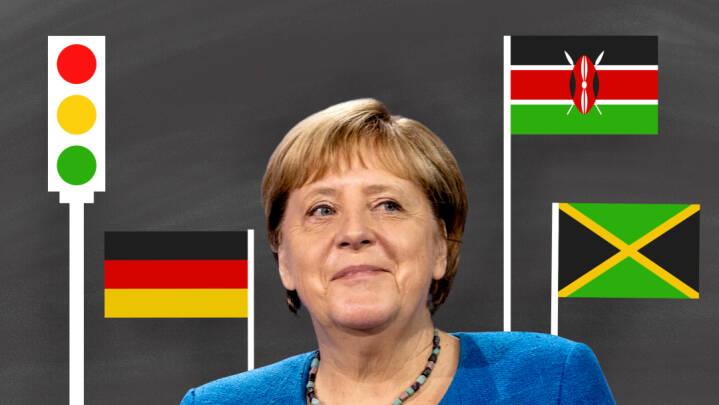 Merkel kan stadig være kansler næste år: Nu starter kampen om det tyske regerings-puslespil