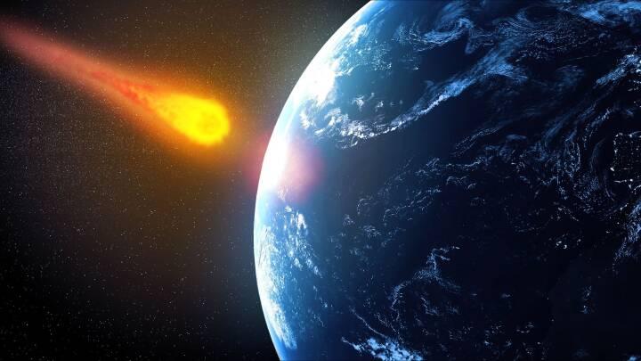 Asteroide udslettede oldtidsby med en kraft langt større end en atombombe
