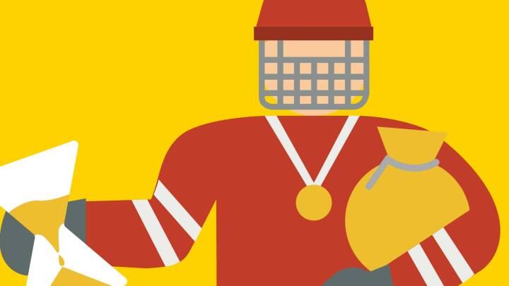 Pludselig var Danmark vært for VM i ishockey, og så var de ikke alligevel. Men hvad skete der egentlig?