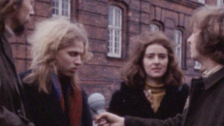 50 år med Christiania: Unikke optagelser viser, hvordan fristaden så ud helt i starten