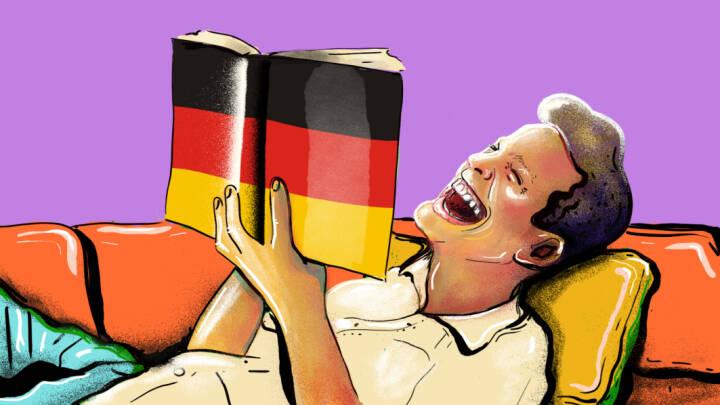 Du vil enten hade den eller blive helt besat. Men når du først har læst den her tyske kæmpesucces, kan du ikke tale om andet
