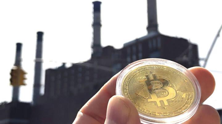 Gamle kulkraftværker bliver genoplivet for at 'grave' efter bitcoins