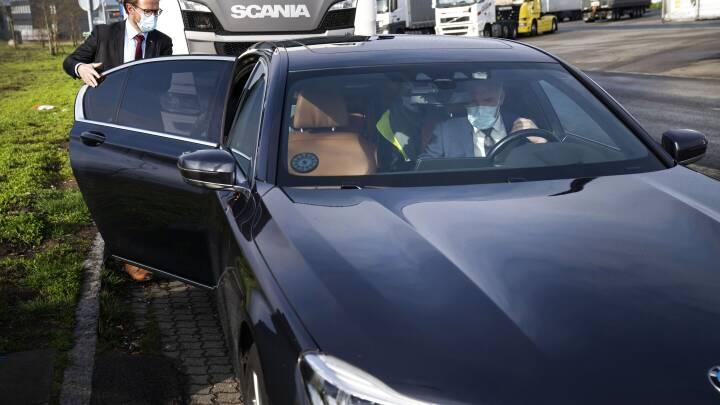 """Detektor: Transportministers """"grønne"""" bil kører på benzin 80 procent af tiden"""