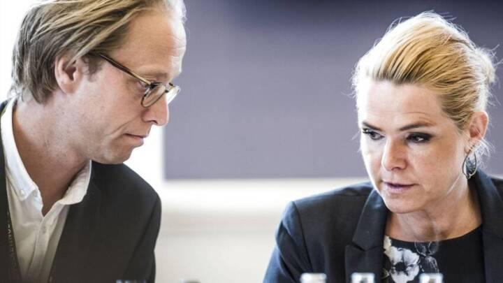 Rigsretten dag 16: Vidne sår alvorligt tvivl om Støjbergs forklaring